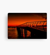 """""""Majestic Morning in Lorne"""" Canvas Print"""
