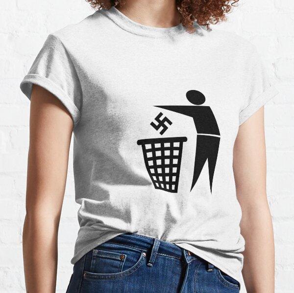 anti-Nazis / anti-Fascism Classic T-Shirt