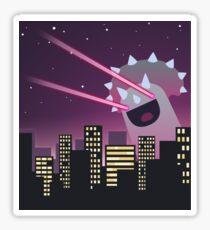 TEACERATOPS DESTROYER OF WORLDS! Sticker