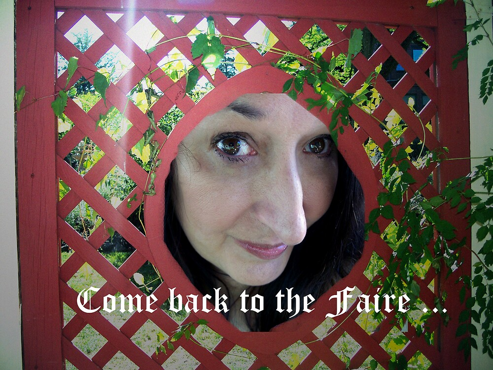Come back to the Faire by Judi Taylor