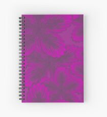 Peony Transition Spiral Notebook