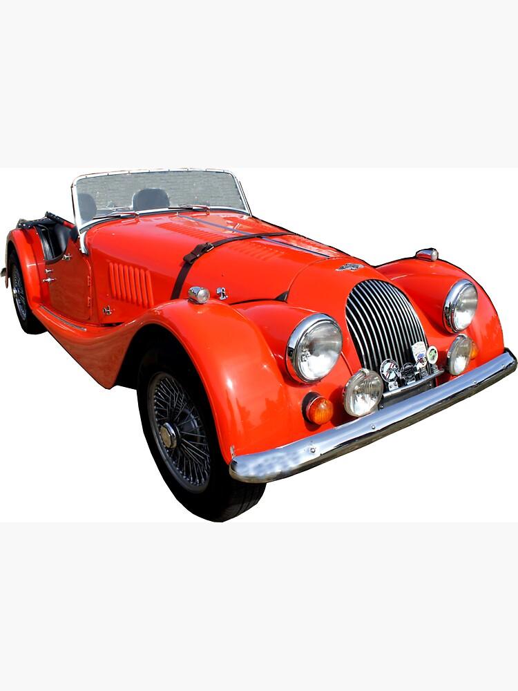 Morgan Vintage Car Automobile Classic by santoshputhran