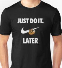Do It Sloth T-Shirt