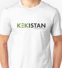 """Made in Kekistan (""""Appropriating culture and stuff"""") MAGA funny official logo T-Shirt"""
