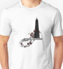 The Tower, The Rose and The Gun T-Shirt