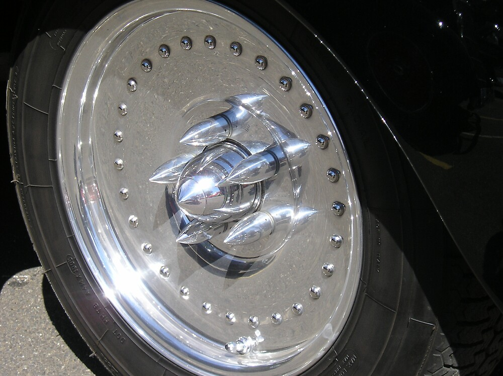 studded wheel by Samoore