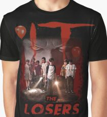 The Losers Club Graphic T-Shirt