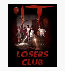 The Losers Club Photographic Print