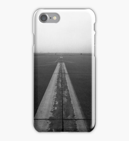 runway iPhone Case/Skin