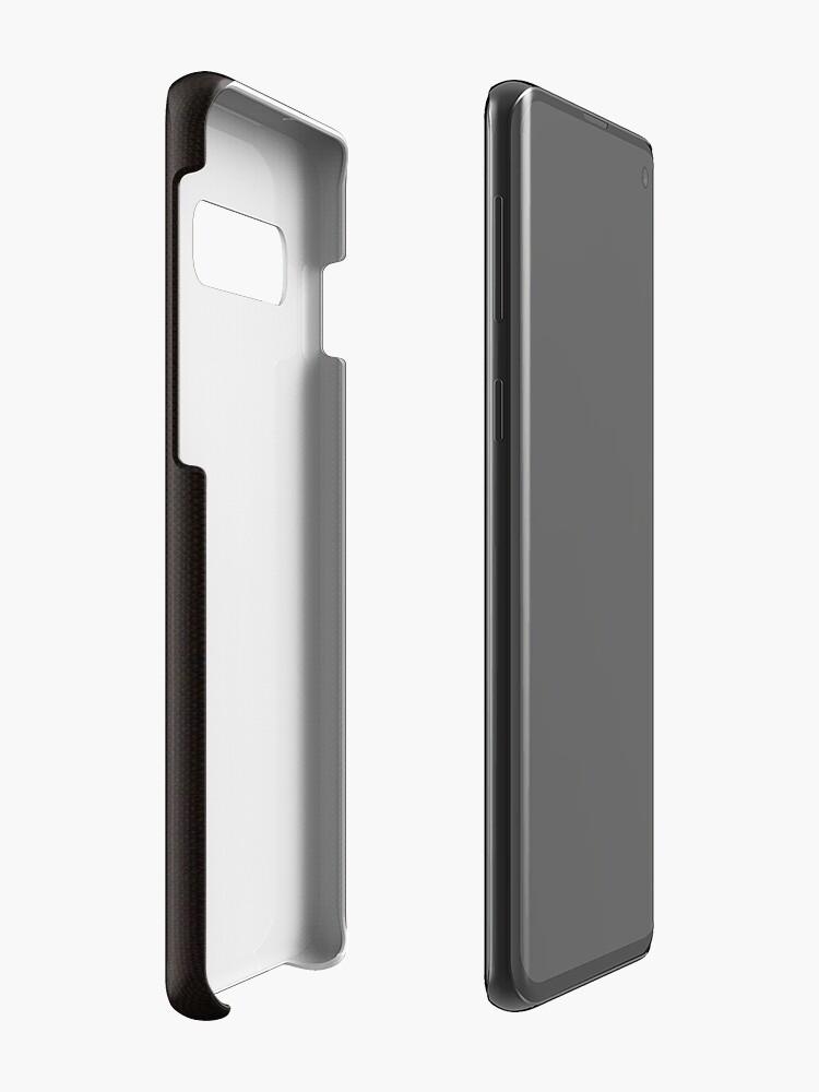 Alternative Ansicht von Marshall Gitarren Doppelverstärker Hülle & Klebefolie für Samsung Galaxy