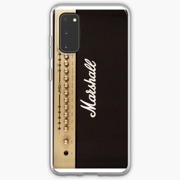 Marshall Guitar Double Amplifier Samsung Galaxy Soft Case