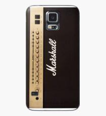 Marshall Gitarren Doppelverstärker Hülle & Klebefolie für Samsung Galaxy