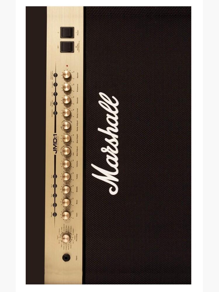 Marshall Gitarren Doppelverstärker von HelenRamos