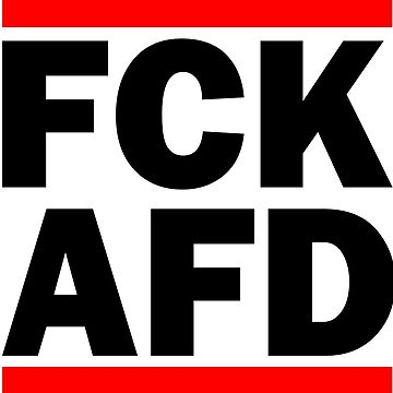 FCK AFD by respublica