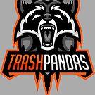 Team Trash Pandas by artlahdesigns