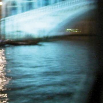 Citylights: Venice - Canal Grande - Ponte di Rialto #201 by Hell-Prints