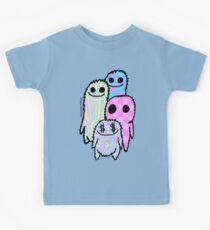 Colorful Fuzz Friends Kids Clothes