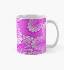 Pink Hydrangea Floral Mug
