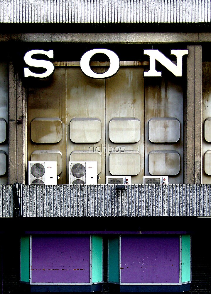Son by richbos