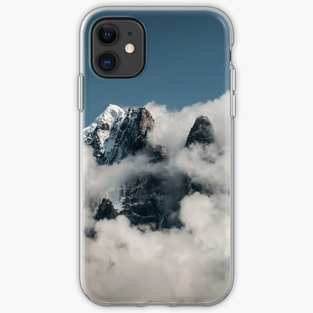In clouds iPhone Case & Cover