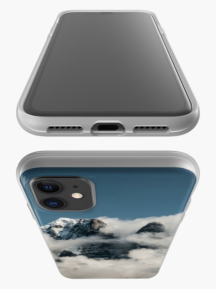 Alternate view of In clouds iPhone Case & Cover