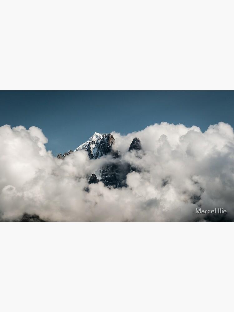 In clouds by imaruseru