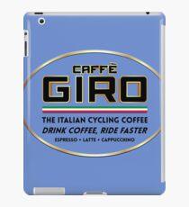 Caffe Giro iPad Case/Skin