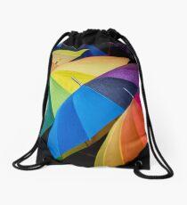 Unbrellas Drawstring Bag