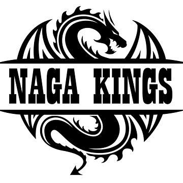 Naga Kings Dragon by NomadicMarket