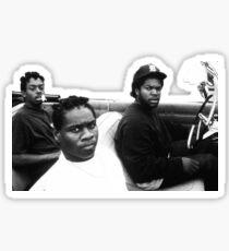 Ice Cube Boyz in da Hood Sticker