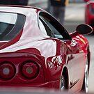 Ferrari 360 Modena by Andre Gascoigne