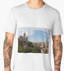 Gerona, Spain Men's Premium T-Shirt
