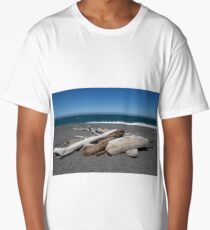 Driftwood, California Long T-Shirt
