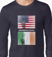 American Irish and Proud T-Shirt