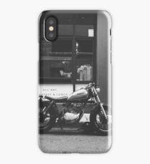 Cafe Racer iPhone Case/Skin
