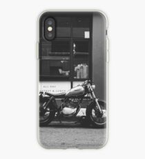 Cafe Racer iPhone Case
