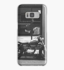 Cafe Racer Samsung Galaxy Case/Skin