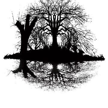 Wicked Pond by ddtk