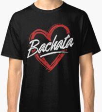 Bachata coeur  Classic T-Shirt