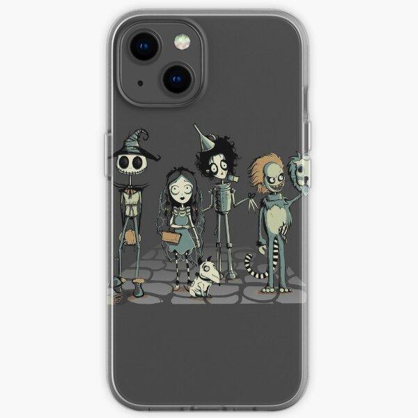 Burtons d'oz Coque souple iPhone