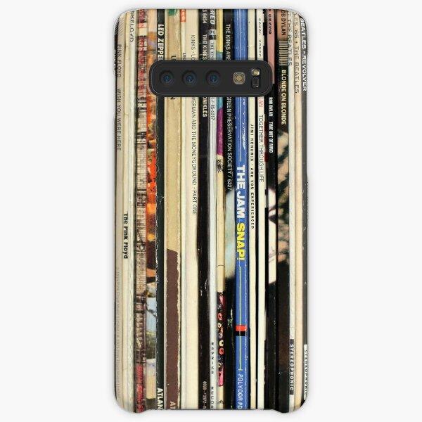 Classic Rock Vinyl Records  Samsung Galaxy Snap Case