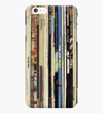 Classic Rock Vinyl Records  iPhone 6s Plus Case