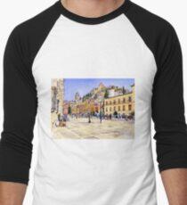 La Plaza Nueva, Granada, Spain T-Shirt