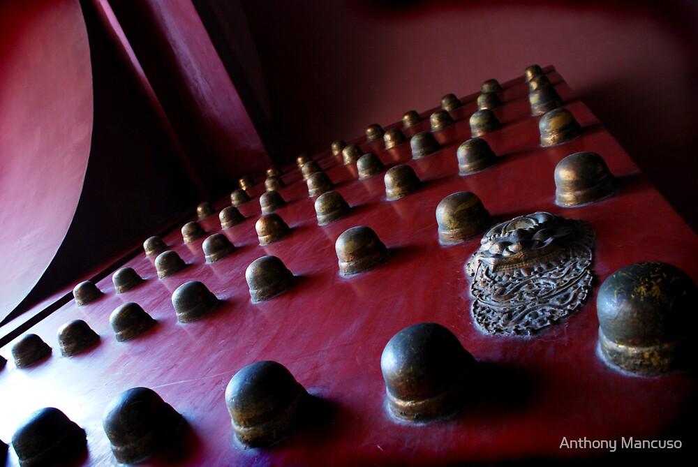 forbidden entry by Anthony Mancuso