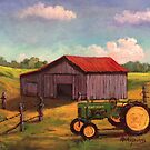 A Place Called Tennessee by Randy Burns