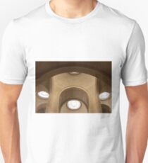 Wherever You Turn At The Louvre © T-Shirt
