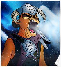 Kion the Dragonborn Poster