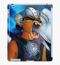 Kion the Dragonborn iPad Case/Skin