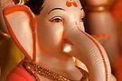 Portrait of Lord Ganesh by Prasad