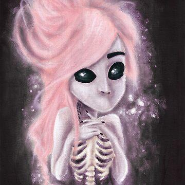aliena skeleton by RUST